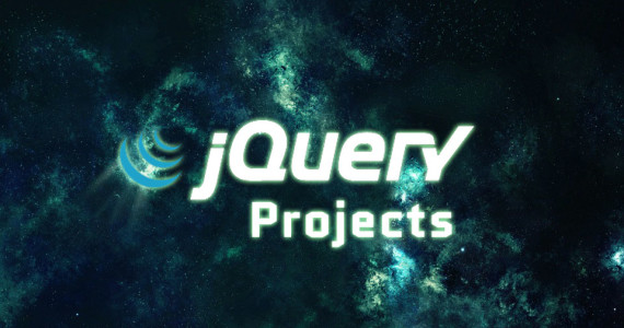 jquery projects cover