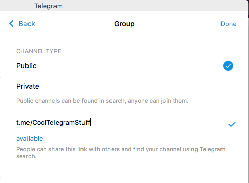 Make a Public Channel Private in Telegram – Run a Startup